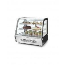 233702 Витрина холодильная настольная - 120 л Hendi