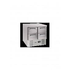 Купить 236154 Hendi (Хенди) Холодильный стол с 4 ящиками и нижним блоком