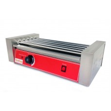 Роликовый гриль для сосисок HDRG5 RED GoodFood