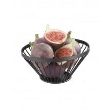Купить 427095 Корзина для фруктов чёрная - ø150x(H)80 mm Hendi (Хенди)