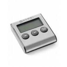 582022 Таймер кухонный - цифровой 65x70x17 мм Hendi