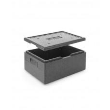 Купить 707746 Hendi (Хенди) Термоконтейнер GN1 / 1 600x400x283 мм, 40л