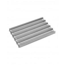 808238 Противень для багетов- 5 углублений, 600x400 мм, алюминий, перфорированный Hendi