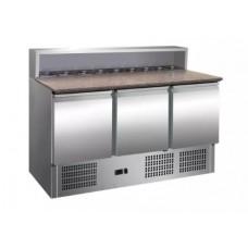 Холодильный стол для пиццы SRP S903 Rauder