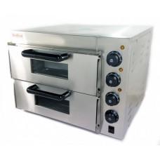 Печь для пиццы профессиональная электрическая 4+4х20 GoodFood PO2