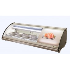 Суши-кейс (витрина холодильная) LSK 43L Rauder