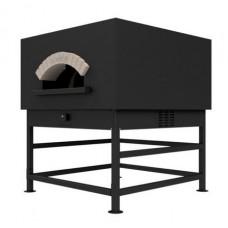 Печь для пиццы (пицца печь) на дровах Forni Ceky Square 100
