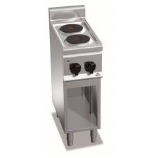 Плита электрическая профессиональная Bertos E6P2M