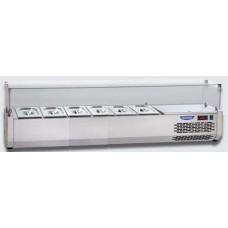 Витрина холодильная DGD VR3160VD