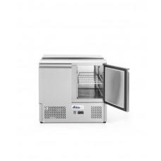 232804 Стол холодильный саладетта - 2-дверный, с откидной крышкой Hendi