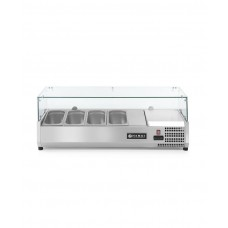 232965 Витрина холодильная 4xGN 1/3 - надставка Hendi