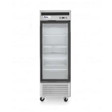 233160 Шкаф холодильный Kitchen Line, застекленный - 1-дверный, 610 л Hendi