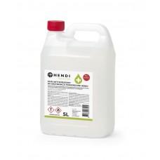 237205 Жидкость для дезинфекции поверхностей 5л Hendi (Хенди)