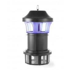 270202 Лампа инсектицидная водонепроницаемая с вентилятором 300m², 30 Вт Hendi