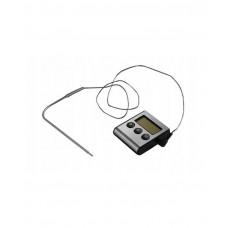 271346 Термометр для выпечки с зондом и таймером -50/250ºC Hendi