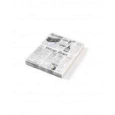 678107 Пергаментная бумага - газетный принт 240x350 мм Hendi