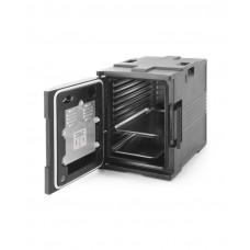 707692 Термоконтейнер с функцией обогрева - кейтеринг 2x GN 1/1 Hendi (Хенди)