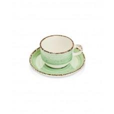 775370 Чашка с блюдцем Nefryt 230 мл Fine Dine