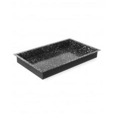 890257 Гастроемкость для пароконвектоматов GN 1/1 20 мм - эмалированная Hendi