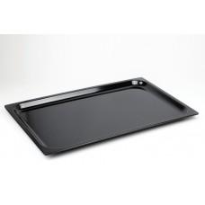Купить с доставкой Гастроемкость из меламина черная 1/1 20 мм (52,4х32,3х2 см) 1120E