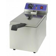 Профессиональная электрическая фритюрница EWT INOX EF081