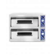 226919 Печь для пиццы Basic 66, 975x1220x745 мм, 400В/14400Вт Hendi