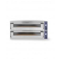 227350 Печь для пиццы Trays 66L Glass, 2 уровня Hendi