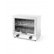 262214 Тостер Milan-Toast + 6 зажимов для тостов, 3000 Вт Hendi