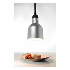 273883 Цилиндрическая лампа для подогрева блюд с регулируемой высотой (серебряная) Hendi