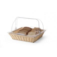 426968 Корзинка для хлеба и булочек с крышкой Rolltop GN 2/3 Hendi