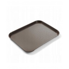 878743 Поднос Fast Food - маленький 265x345 мм, коричневый Hendi