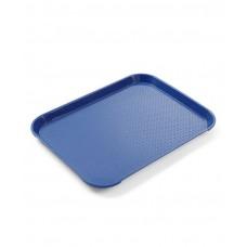 878927 Поднос Fast Food - средний 310х435 мм синий Hendi