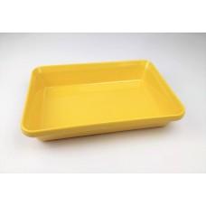 Купить с доставкой Блюдо для выкладки продуктов One Chef из меламина (300x190x55 мм), песочное K6312 S