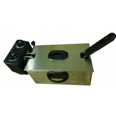 Фритюрница настольная профессиональная электрическая BF-4 Rauder