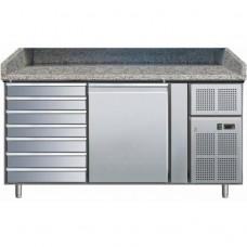 Холодильный стол для пиццы SRP Z1610TN Rauder