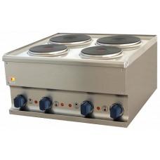 Плита электрическая профессиональная Kogast EST60