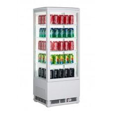 Витрина настольная холодильная RT98L белая GoodFood