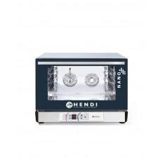 223314 Конвекционная печь с пароувлажнением HENDI NANO - 4x 600x400 мм, электронное управление Hendi