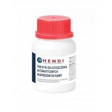 231319 Профессиональный моющий препарат для кофемашин, 25 таблеток Hendi