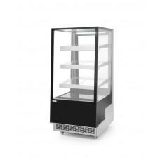 233306 Витрина холодильная с тремя полками 300 л, 650x805x1445 мм Hendi