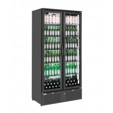 233931 Шкаф холодильный барный, 2-х дверный 458, 900x515x1820 мм Hendi