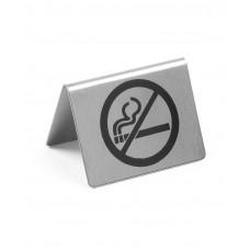 663660 Табличка информационная - настольная «Не курить 52x40 мм Hendi