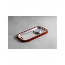 804056 Крышка Kitchen Line для GN 1/6 - с силиконовой прокладкой Hendi