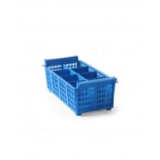871102 Корзина для столовых приборов - 8 отделений, 430x205x140 мм Hendi