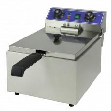Профессиональная электрическая фритюрница EWT INOX EF101