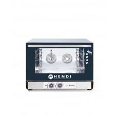 223321 Конвекционная печь с пароувлажнением HENDI NANO - 4x 600x400 мм, ручное управление Hendi