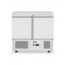 232019 Стол холодильный 2-дверный с нижним расположением агрегата Hendi