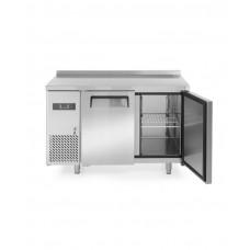 233344 Стол холодильный Kitchen Line 600 - 2-дверный, с боковым расположением агрегата Hendi