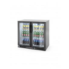 235829 Hendi (Хенди) 228л Шкаф холодильный барный, распашная дверь