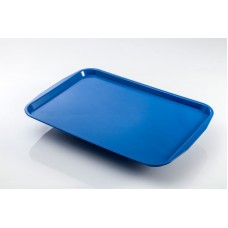 3141B Поднос Fast Food 310х410 мм синий GastroPlast